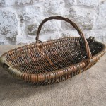 Dark Frame Basket