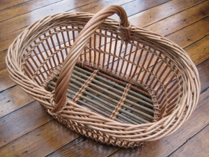 Fitched Shopping Basket