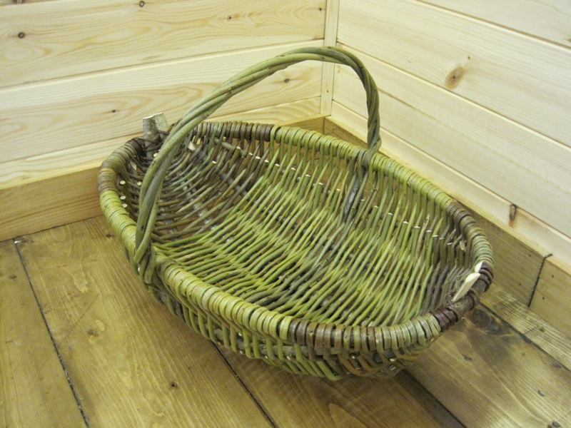 Garden Basket Bob Johnston Baskets