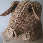 Mummers mask