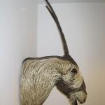 Willow Oryx Sculpture